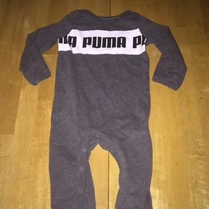 Puma Footed Coverall